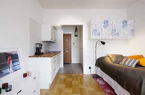 狭いお部屋ワンルームでも真似できるインテリアの参考アイディア010.jpg