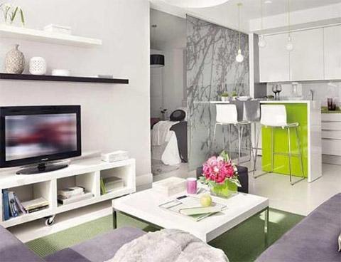 狭いお部屋ワンルームでも真似できるインテリアの参考アイディア012.jpg
