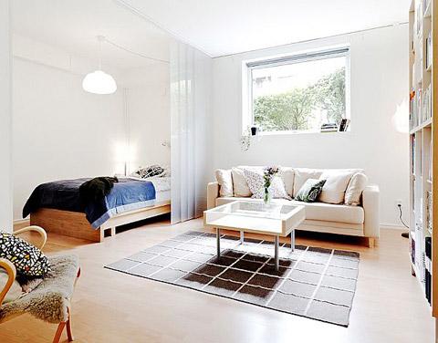 狭いお部屋ワンルームでも真似できるインテリアの参考アイディア015.jpg