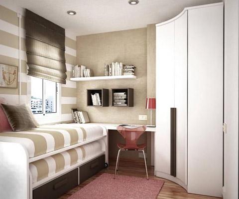 狭いお部屋ワンルームでも真似できるインテリアの参考アイディア016.jpg