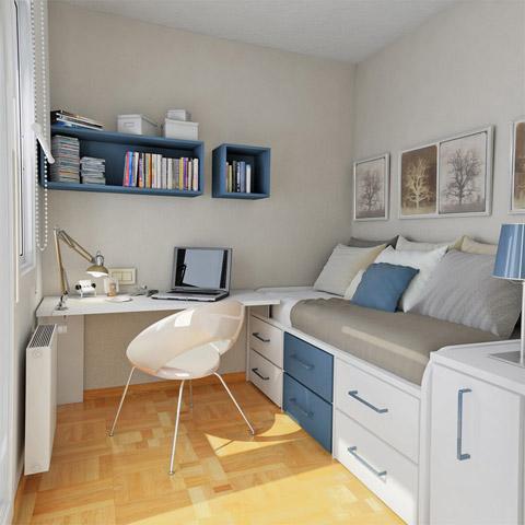 狭いお部屋ワンルームでも真似できるインテリアの参考アイディア017.jpg