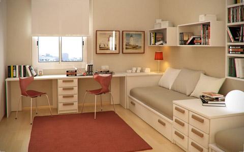 狭いお部屋ワンルームでも真似できるインテリアの参考アイディア019.jpg